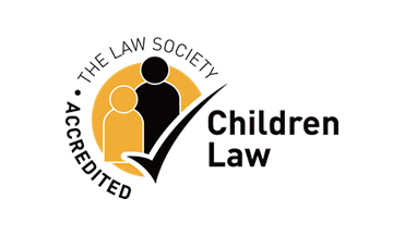 The Law Society - Childrens Law Logo