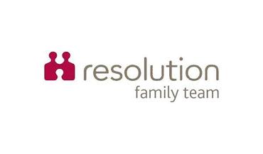 Resolution Family Team Logo